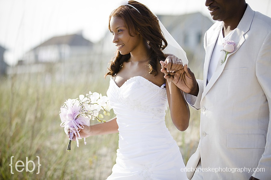Weddings Photographers on Bald Head Island NC