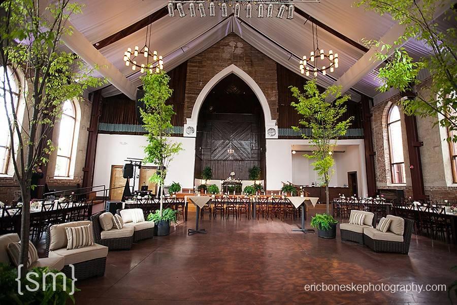 Brooklyn Arts Center Weddings Ashley And Chase
