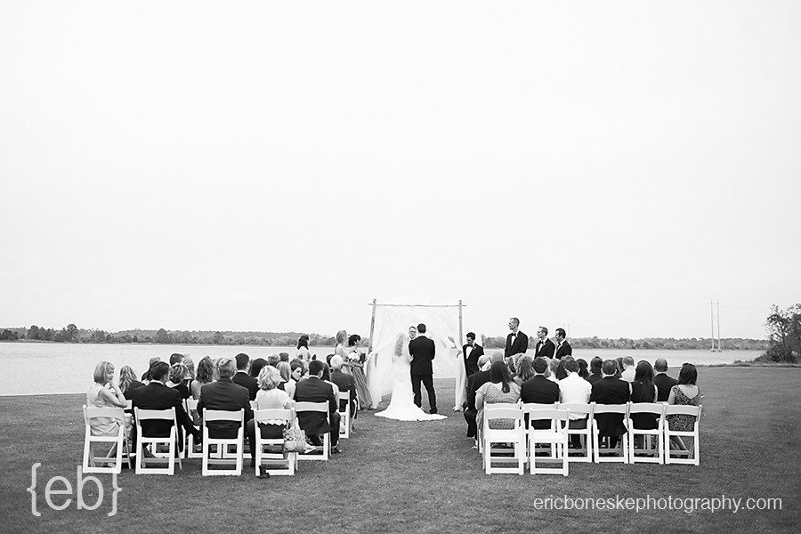 Island House Wedding Photos