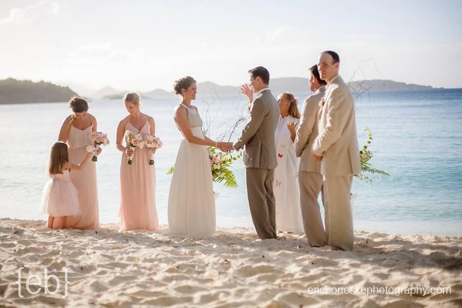 St. John USVI wedding photography