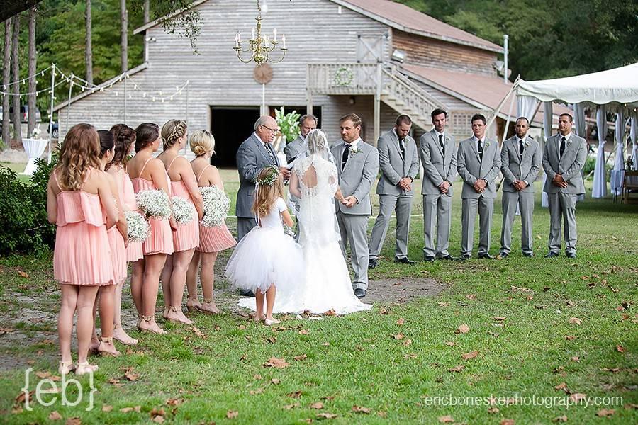 Poplar grove plantation wedding