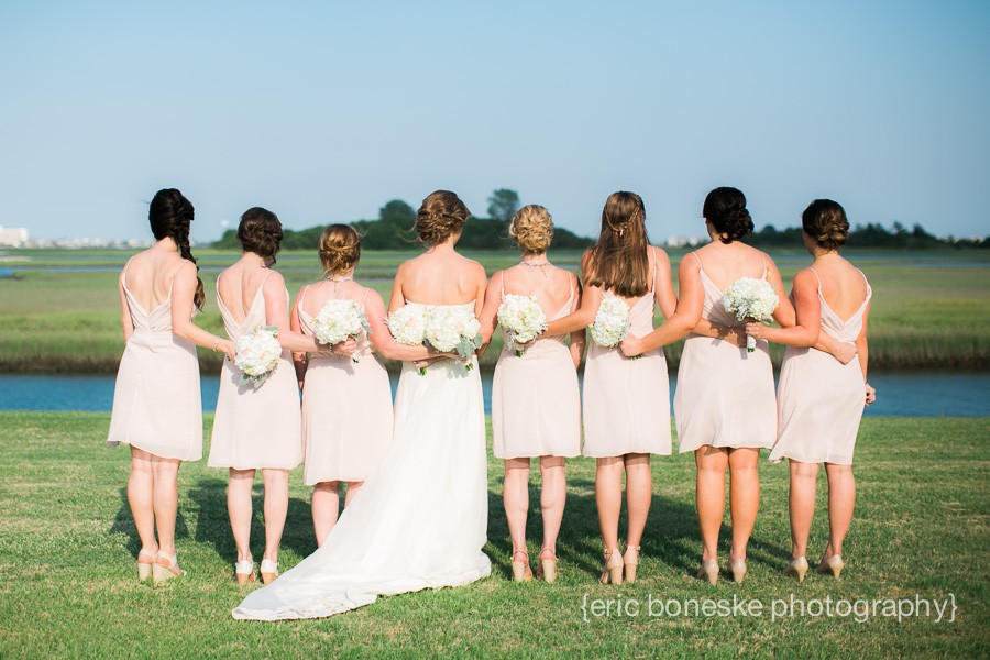 Wilmington Wedding Photography, Eric Boneske Photography, Wilmington, NC, Wilmington Weddings, Garden, Outdoor, Green, White, Simple, Beautiful, Engaged, Waterfront, Live Oak Tree, Big Tree, Intracoastal, Cupcakes, Best Wilmington Wedding Photographer