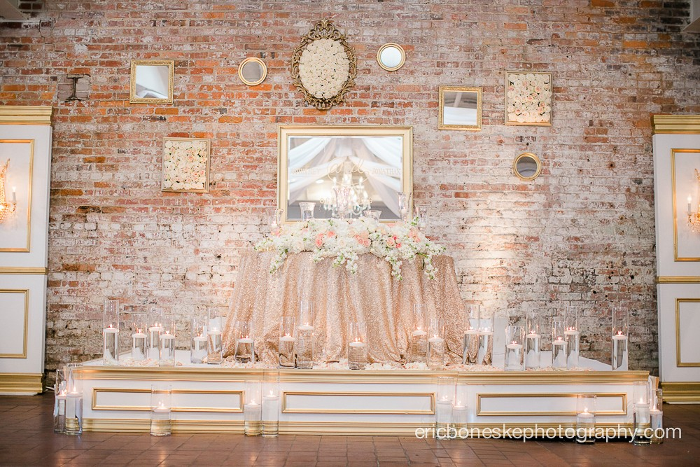 Bakery 105, The Atrium, Weddings, Best Wilmington Photographers, Southern Weddings, Wilmington Weddings, Downtown Wilmington, Bakery 105 Weddings, The Atrium Weddings, Eric Boneske Photography, Wedding Photographer, Best Wilmington Photographer, Beautiful, Pink, Gold, Fashion,