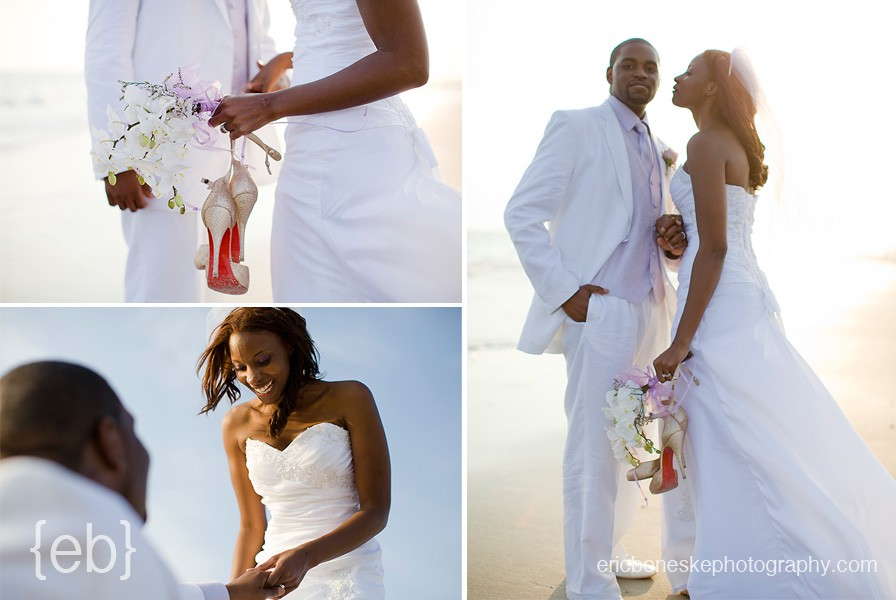 Top Bald Head Island Wedding Photographers