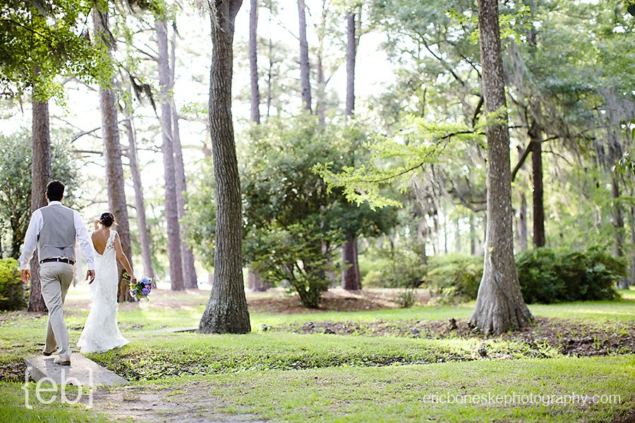 Greenfield Lake Wedding Photography