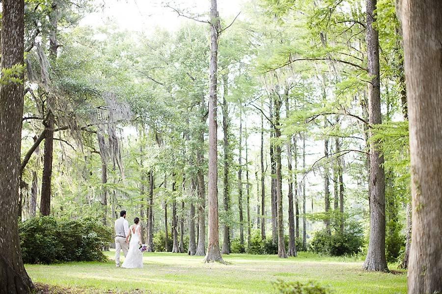 Greenfiled Lake Wilmington NC Wedding Venue