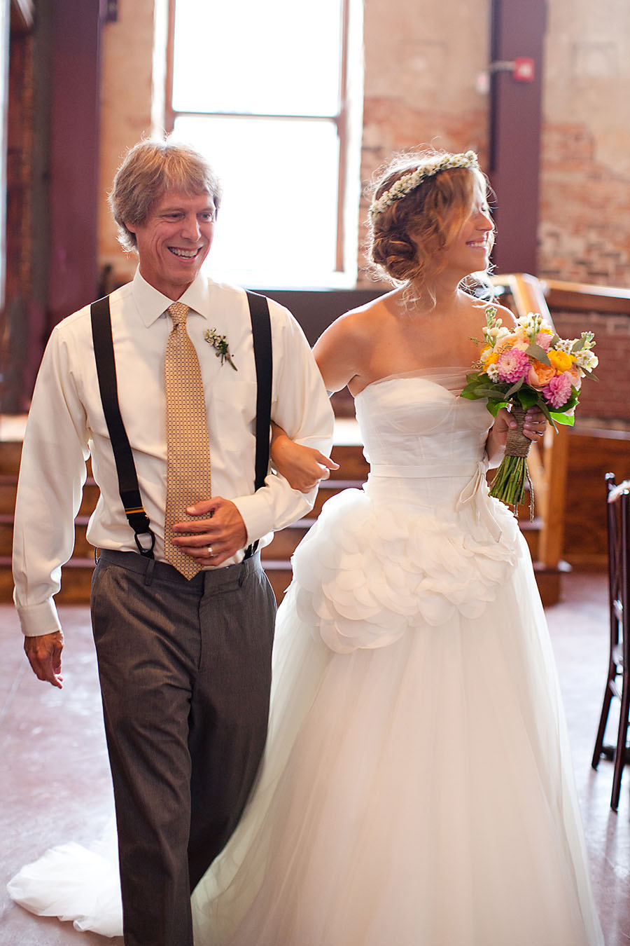 Best Brooklyn Arts Center Wedding Photographers