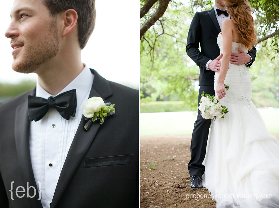 Island House Wedding Photos