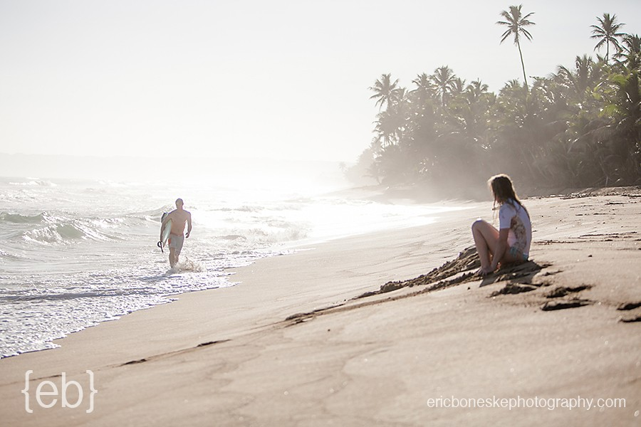 Rincon Puerto Rico Engagement and Wedding Photography