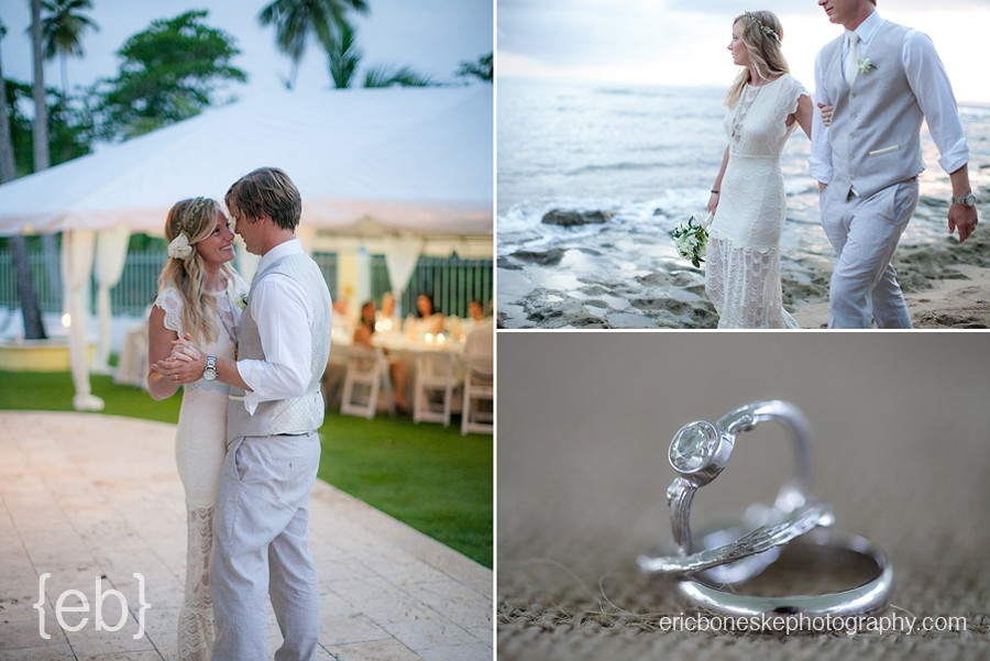 Wedding Photography Villa Playa Maria Rincon Puerto Rico