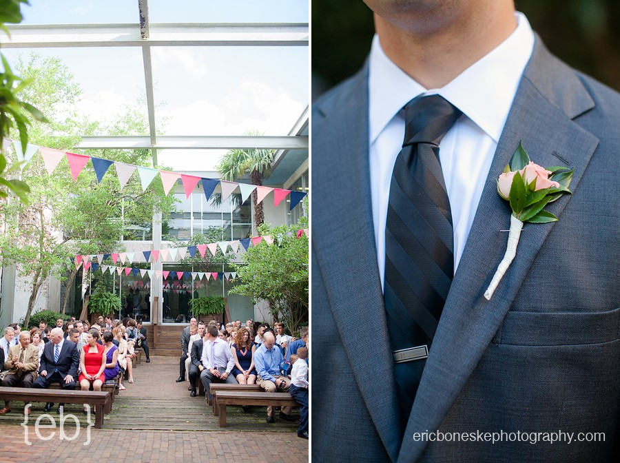 The Balcony on Dock, The Atrium, Weddings in downtown Wilmington, Eric Boneske Photography