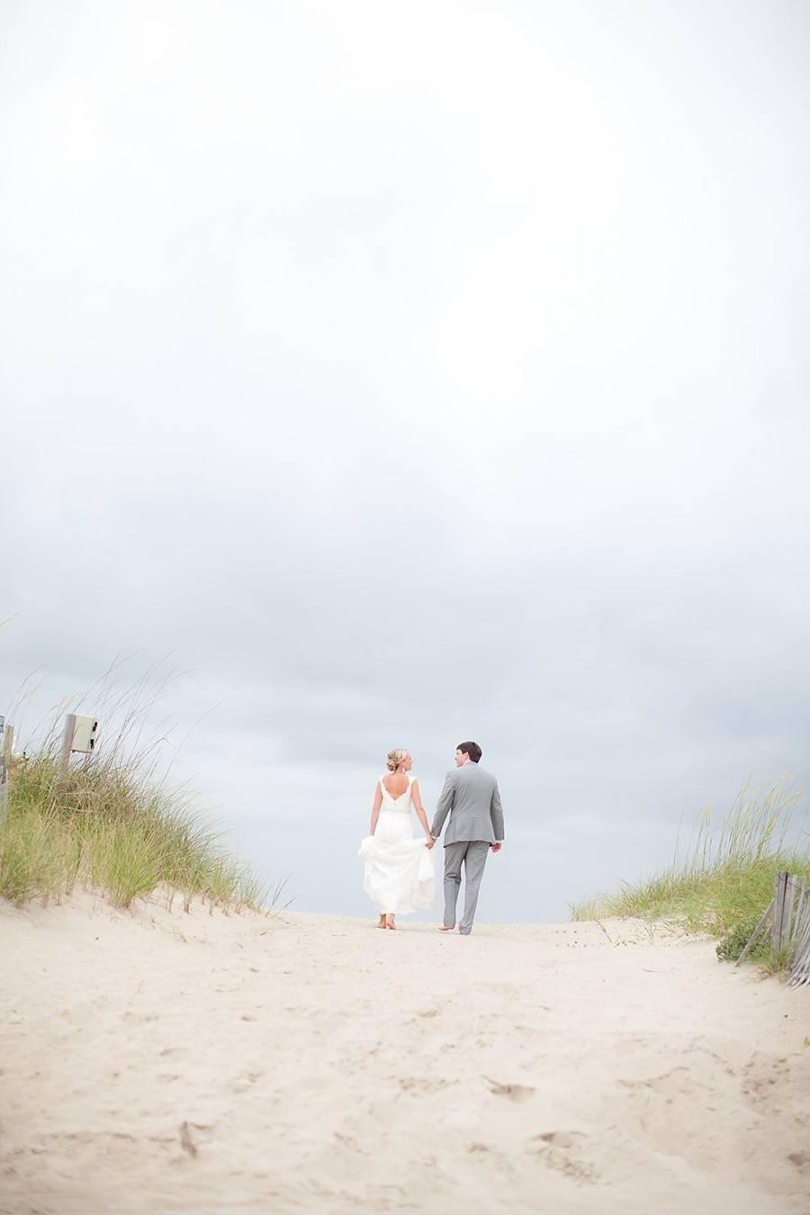 bald head island, southport, north carolina, wedding, photography, beach, coastal, classic, chapel, black and white, simple, clean