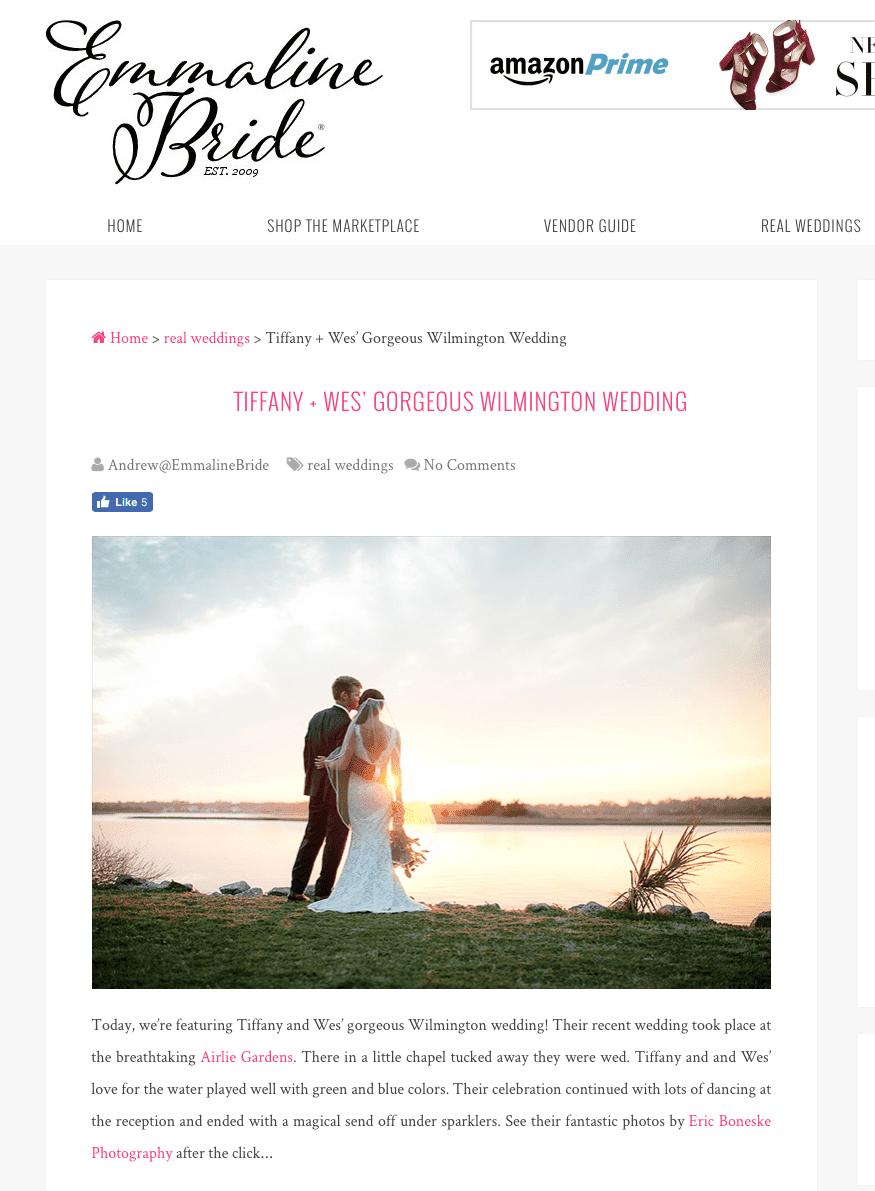 Eric Boneske Photography, Wedding Photographer, Wilmington NC, Wilmington Wedding Photographers, Destination Wedding photographer, Eric Boneske,