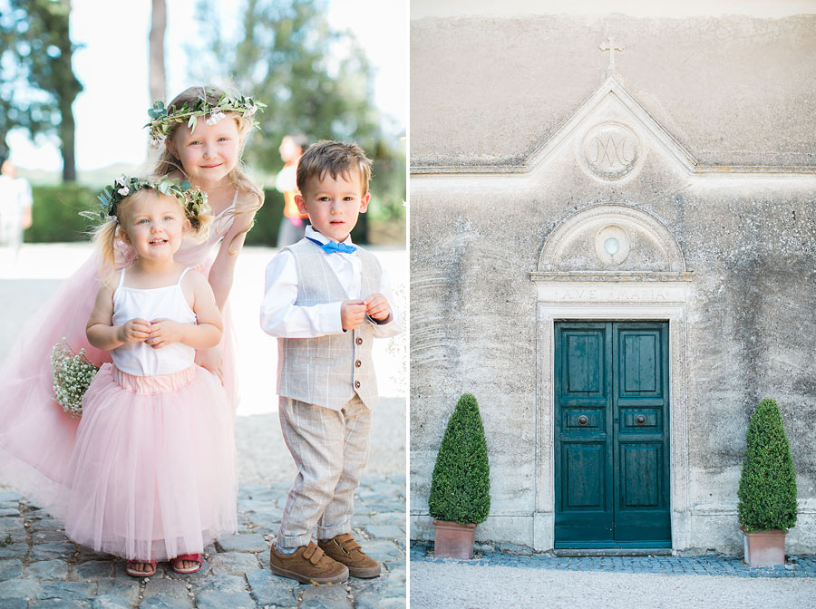eric boneske photography, destination, travel, wedding photographer, Tuscany Italy, Italian, bride, groom, husband, wife, flower girls, ring bearer,