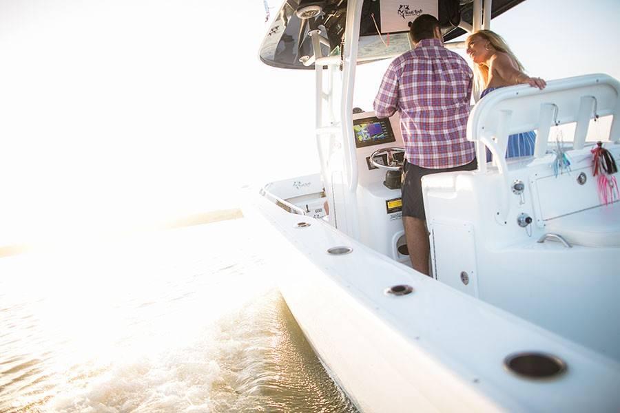 engagement session, boat, coastal, beach, Shallotte North Carolina