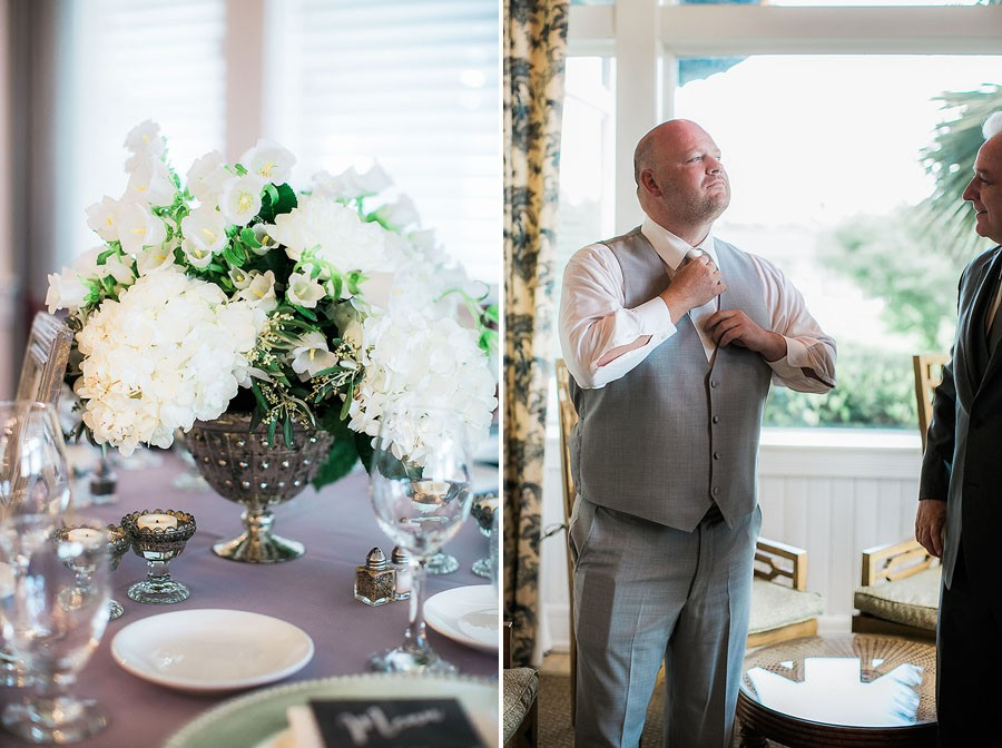 eric boneske photography, bald head island club, wedding, groom, reception details, white flowers, getting ready, love, wedding day, ceremony, vows, coastal wedding, island,