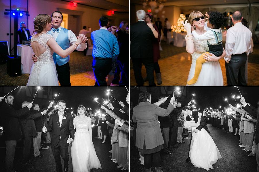 eric boneske photography, destination photographer, sparkler exit, reception, dancing, good times, big day, bride, groom, newlyweds, husband, wife,